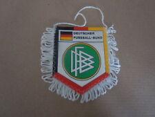 Fanion Deutscher Fussball - Bund / Allemagne de l'ouest / RDA