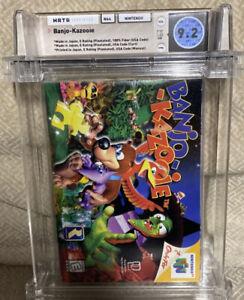 💎 Banjo-Kazooie • Nintendo 64 • Complete In Box • Wata 9.2 •