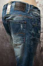 G-Star Raw _%% SALE%% _ JEANS NEW RADAR SLIM _ light aged _ NUOVO _ w34/l34