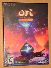 Ori and the Blind Forest: Definitive Edition (PC DVD-ROM) NEW SEALED Video Game