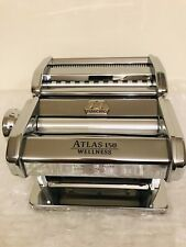 The Original Marcato Design Atlas 150 Pasta Machine Made In Italy -No Hand Crank