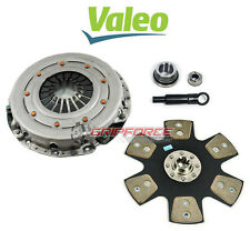 "VALEO KING COBRA STAGE 4 DISC 10.5"" CLUTCH KIT 86-95 FORD MUSTANG GT 5.0L 302"""