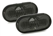 Side Indicators Renault Clio 1 2 Megane Twingo Scenic Black Smoke Crystal