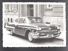 ✇ CADILLAC DE VILLE COUPÉ 1957/58 Privataufnahme 60er-Jahre #2