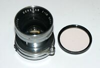 Canon Serenar 50mm 1.9 Lens Leica M39 RF Coupled SN 36374 Collapsible