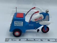 1995 Hallmark Classics 1958 Kiddie Car Trike Police Cycle Murray Radar Patrol