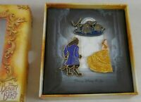 Disney Store Beauty and the Beast Limited Edition Pin Set 1000- Live Action Film