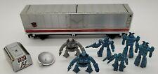 1985 Transformers Electric Train Set parts lot! *Read*
