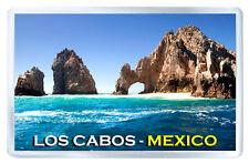 LOS CABOS MEXICO FRIDGE MAGNET SOUVENIR IMAN NEVERA