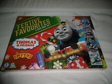 NEW sealed Festive Favourites - Thomas and Friends 4 DVDs Box Set