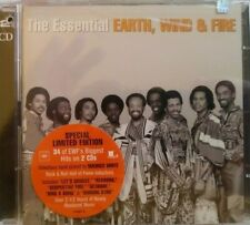 The Essential Earth, Wind & Fire / Special Limited Edition (CD) New and Sealed