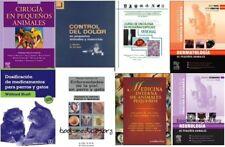 Veterinaria Pequeños Animales Colección de libros digital formato PDF