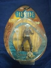 """Farscape 7"""" Chiana Anarchistic Runaway Figure New Factory Sealed Toy Vault"""