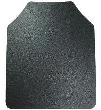 Body Armor   AR500 Steel Plate   Base Frag Coating   Level III 10x12- SINGLE