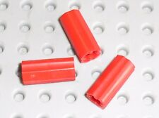 3 x LEGO TECHNIC Red Axle Connector 59443 / Set 9395 9398 42064 42042 42009 8070