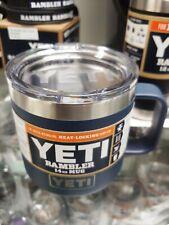 Yeti Rambler Mug 14 oz Navy Blue