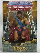 He-ro SDCC he-Man Masters of the Universe Classics motuc personaje mattel