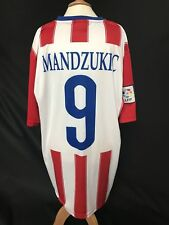 ATLETICO MADRID MANDZUKIC maglia shirt jersey maillot worn issued match JUVENTUS