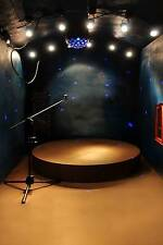 Music Stage vinyl photography background backdrop Photo studio props 5X7FT 7330