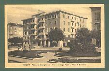 Emilia Romagna. MODENA. Piazzale Risorgimento. Cartolina viaggiata nel 1943.