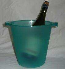 Plastic Ice Bucket NEW WINE/ALCOHOL Bottle Holder for home/bar/pub