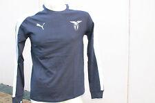 PUMA | Lazio Rom Fan Shirt | T-Shirt | Langarm | dunkelblau | Gr. XS + S + XL