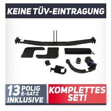 Anhängerkupplung abnehmbar+E-Satz 13p für Hyundai i30 II GD Kombi 12-16