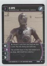 2002 Star Wars: The Trading Card Game - Attack of the Clones 67 C-3P0 Gaming 1l2