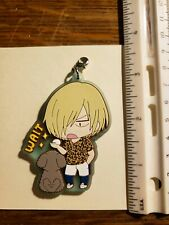 Yuri on Ice - Rubber Strap Collection with Makkachin Yuri Plisetsky Wait