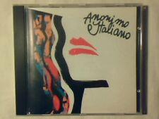 ANONIMO ITALIANO Omonimo Same S/t cd 1995 STEFANO BORGIA COME NUOVO LIKE NEW!!!