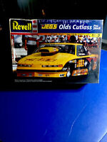 Revell JEGS Olds Cutlass Pro Stock 1:25#7678 F/S In 1999 Very Rare Model Kit