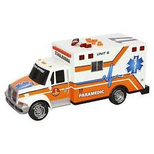"""Toy State 14"""" Rush and Rescue Police Fire Ambulance Colors May Vary"""
