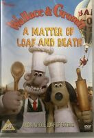 Wallace and Gromit: A Matter of Loaf and Death (DVD) New/Sealed FreeUKP&P
