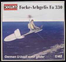 1/48 KORA FOCKE ACHGELIS Fa-330 U-Boat Rotor Glider