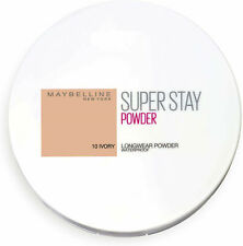 Maybelline Super Stay Longwear Powder Waterproof Matte Flawless finish -10 IVORY
