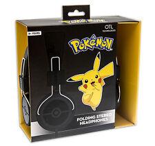 POKEMON Headphones - Pokeball / Pokemon Trainer Design suitable for ages 8+