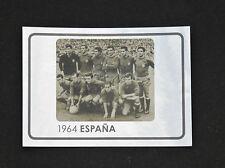 N°525 ESPAGNE 1964 ESPAÑA ROJA LUIS SUAREZ PANINI FOOTBALL UEFA EURO 2008
