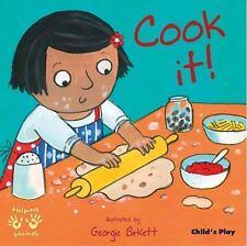 Cook It! (Helping Hands) by Georgie Birkett