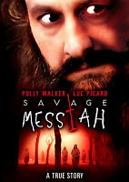 Savage Messiah (DVD. 2002) RARE OOP HORROR