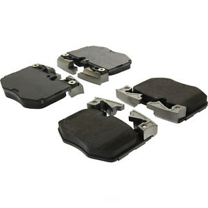 Disc Brake Pad Set-Premium Ceramic Pads with Shims Front Centric 301.18670