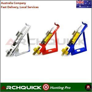 Arrow Fletching Jig Adjustable Archery Target Hunting Arrow DIY Tool