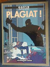 Plagiat ! EO Goffin Schuiten Peeters Humanoïdes Associés