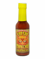 Foo Foo Mama Choo Hot Sauce with Smoking Ed's Carolina Reaper Pepper