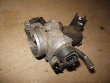 03 Aprilia Atlantic 500 throttle body intake manifold assembly