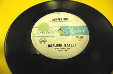 0z pressed 7 inch 45 noeleen batley surfer girl festival label march 017 sale