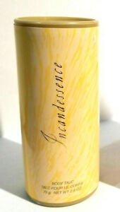 Avon Incandessence Perfumed Talc Body Powder 2.6oz New
