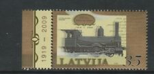 Latvia - 2009, Latvian Railways Train stamp - MNH - SG 756