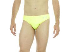 Abbigliamento gialli in poliestere per il mare e la piscina da uomo taglia 52