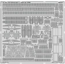 EDUARD MODELS 1/200 Ship- USS Arizona Main Top Pt.4 for TSM EDU53110
