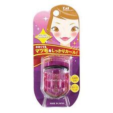 [KAI] Portable Eyelash Curler Beauty Makeup Accessories Tools JAPAN NEW
